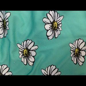 Modcloth Swim - High waisted ModCloth ruffle bikini bottom